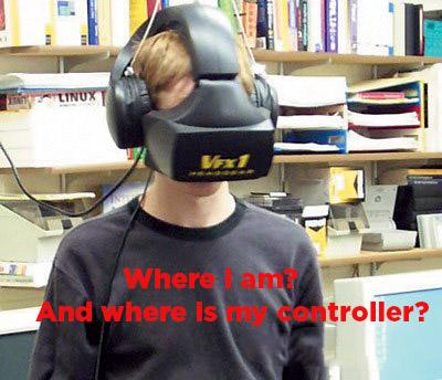 Шлем и контроллер